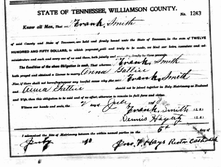 Williamson County, Tennessee Facts